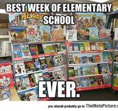 The Scholastic Book Fair