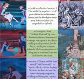 The Real Endings Of Disney's Tales