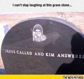 Grave Stone Humor