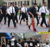 Walking A Mile In Her Shoes