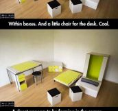 Boring Box Transforms Into Something Extraordinary