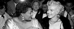 Marilyn Helping A Friend