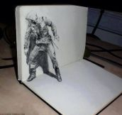 This 3D Drawing Is Badass