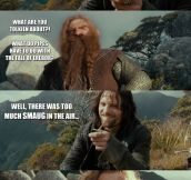 Puns In Middle Earth