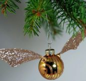 Clever Ornament Idea