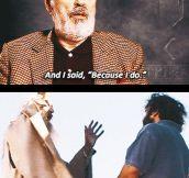 Too Much Information, Saruman