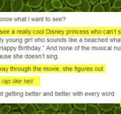 Disney, Here's An Idea