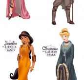 Game Of Thrones, Disney Style