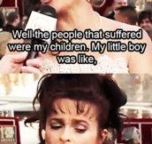 Helena Bonham Carter's Complicated Life