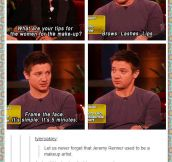 Jeremy Renner Is A Special Man