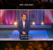 New Zealand's Problems With Orcs