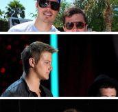 Oh, Poor Josh Hutcherson