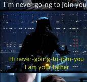 Vader Dad Jokes
