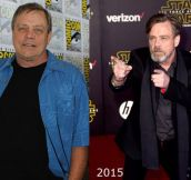 The New Movie Has Really Brought Mark Hamill's Youthfulness Back