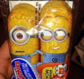 Minion Twinkies Design
