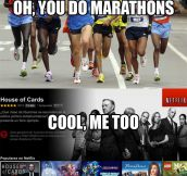 So You Do Marathons