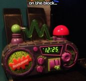 By Far The Coolest Alarm Clock