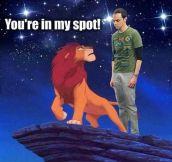 Simba, Move