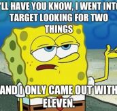 Every Time I Go To Target