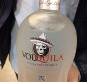 The Rare Vodquila