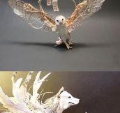 Animal Sculpture Art