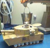 Kitty Tank
