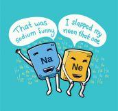 It's Sodium Funny