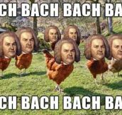 He Should Come Bach
