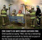 Fireman Revenge