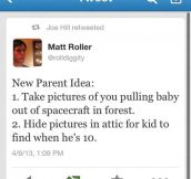 Idea For New Parents