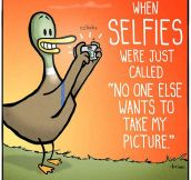 Maybe Selfies Should Be Called 'Lonelies'