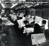 Cell Phones Are Ruining Society
