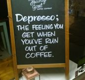 Definition Of Depresso