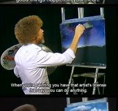 Bob Ross, Ladies And Gentlemen