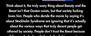 Gaston, The Most Terrifying Disney Villain