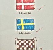 Finnish Flag