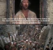 I Love Monty Python