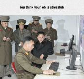 Stressful Job