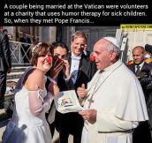 Fun Pope