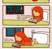 The Effect Of A Good Book