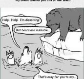 Chemistry Class Humor