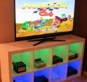 Console Cabinet From Ikea