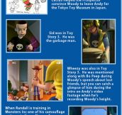 Facts About Toy Story You Probably Don't Know