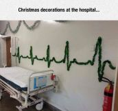 Hospital Decorations