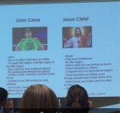 This Kid's Presentation