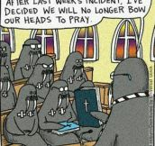 Why Walruses Shouldn't Bow