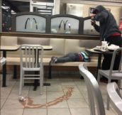 Meanwhile at McDonald's (17 Photos)
