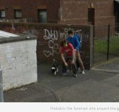 Google Street View Is Watching You (20 Photos)