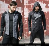 Quite Possibly The Coolest Assassin's Creed Jacket Ever