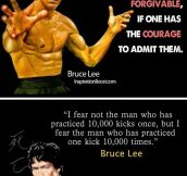 Bruce Lee Awesomeness